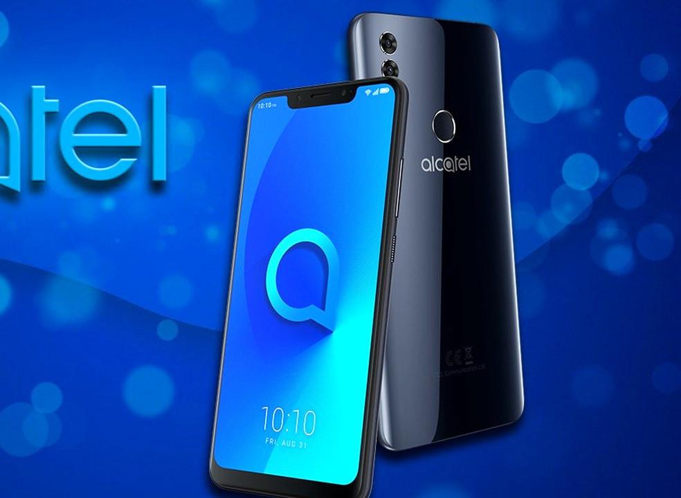 """Alcatel 5V tenta provar que smartphone """"premium"""" não precisa ser caro"""