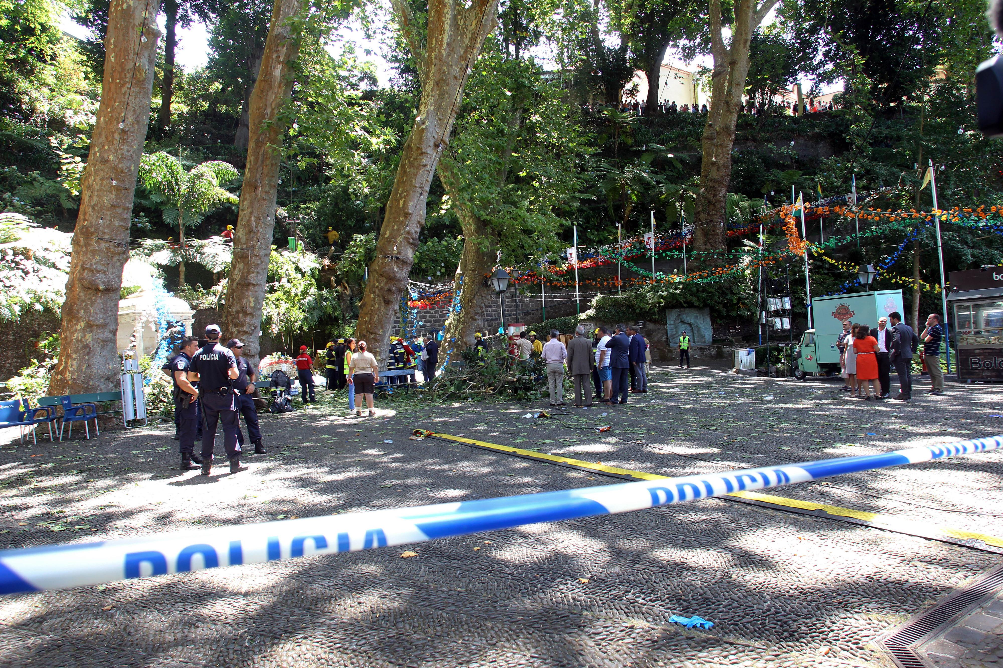 Dia da Cidade do Funchal marcado pela tragédia do Monte que fez 13 mortos