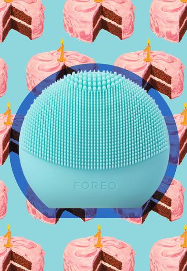 A Miranda está a oferecer uma escova de limpeza Luna Fofo da Foreo