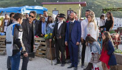 Esta semana em 'A Herdeira', Vicente invade casamento de Luz