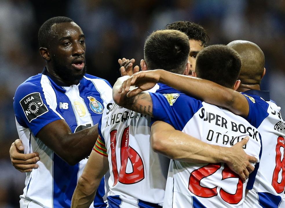 Com golo de Marega, FC Porto vai passar, à condição, a Páscoa na liderança