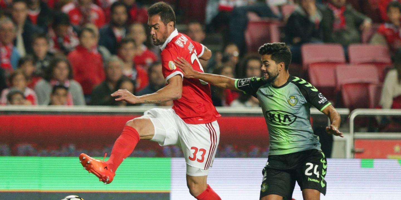 Jardel garante que as polémicas 'extra-futebol' não entram num balneário do Benfica 'focado' no Penta