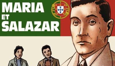 """""""Maria e Salazar"""": Desenhador francês lança BD sobre emigração portuguesa para França"""