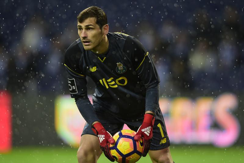 """Casillas quer """"ganhar, ganhar, ganhar"""" na segunda volta"""