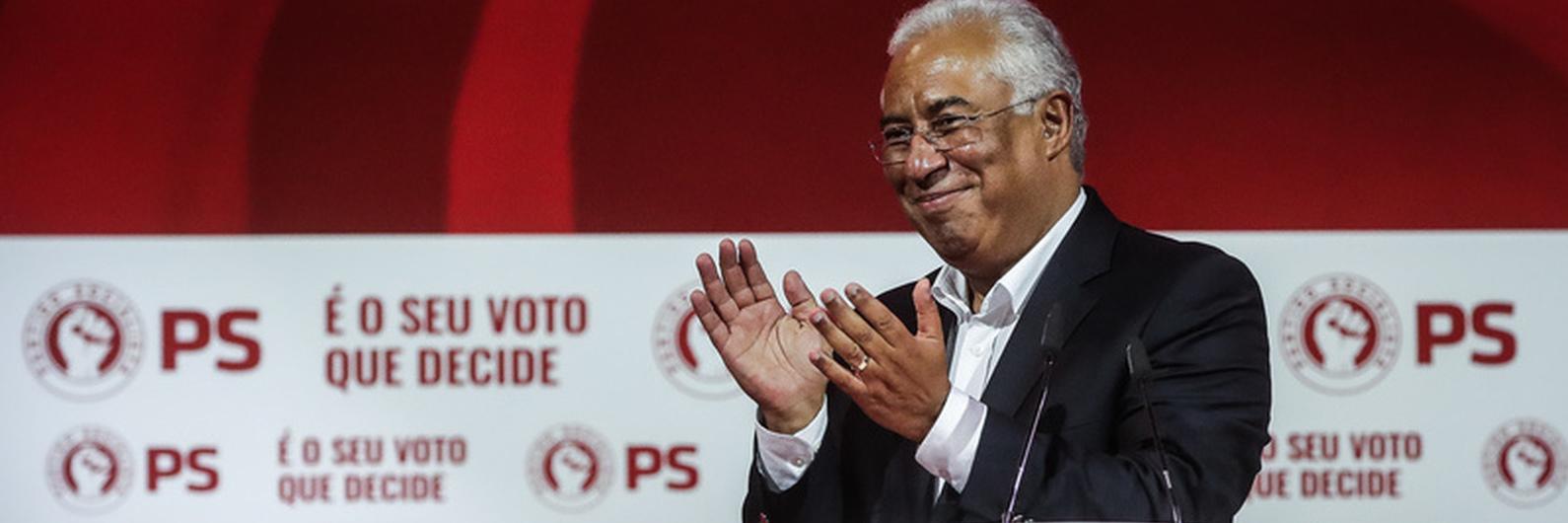 Sondagem: PS lidera intenções de voto, PSD cai e Livre perde quase metade da votação