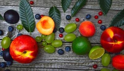 A cor dos alimentos também é uma linguagem. Dicas para a conhecer