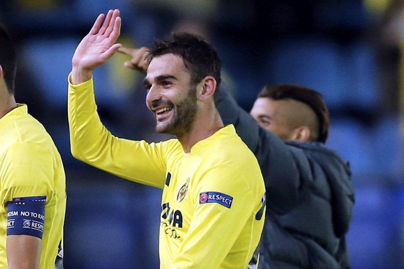 """Adrián López: """"Gostava de ter iniciado a época no Villarreal"""""""