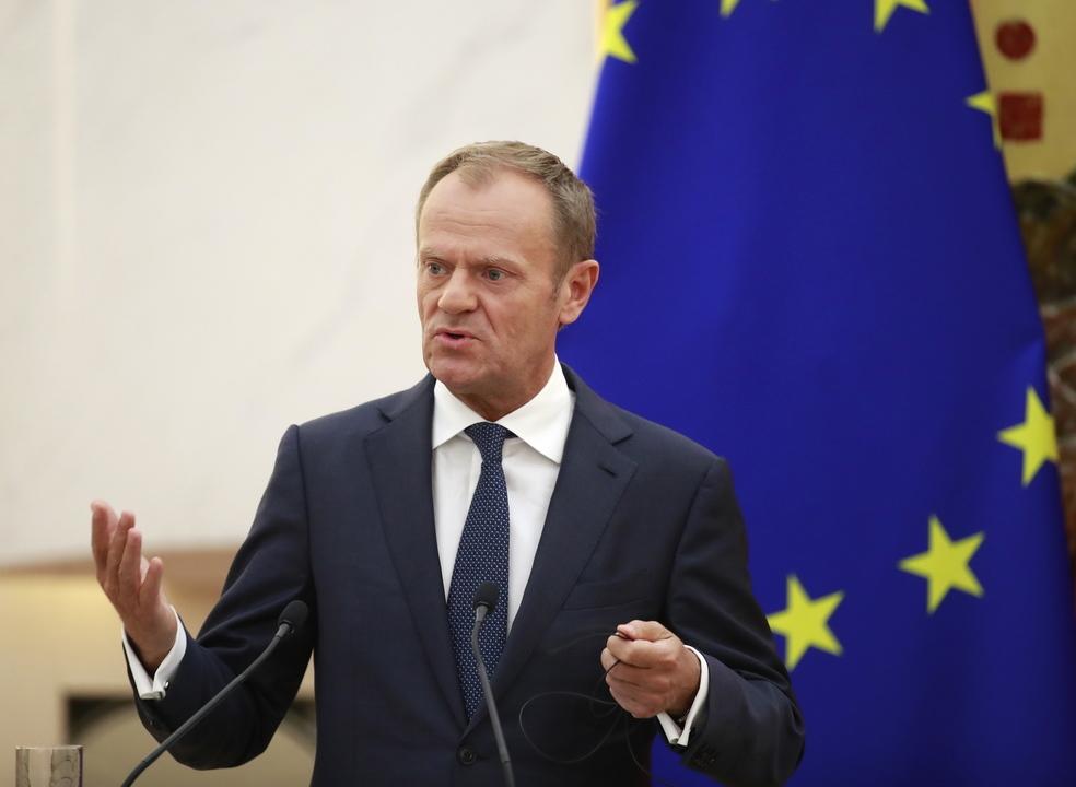 """Brexit. Tusk afirma que proposta britânica sobre relações comerciais """"não vai funcionar"""" e dá outubro como prazo"""