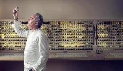 """""""Quero que os novos cozinheiros sejam melhores do que eu"""" - Ferran Adrià"""
