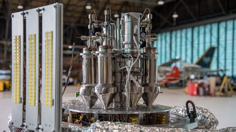 Colonização de Marte? NASA testa pequeno reator nuclear