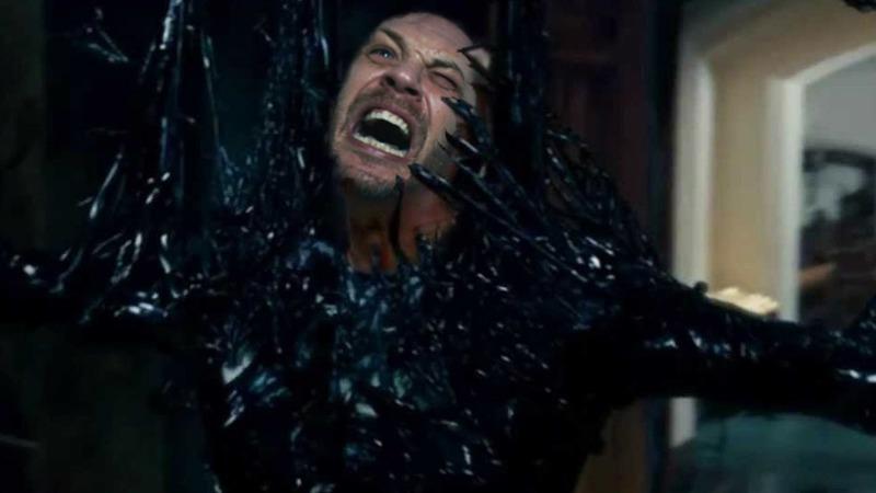 """Sequela garantida: """"Venom"""" continua a liderar nas salas de cinema"""