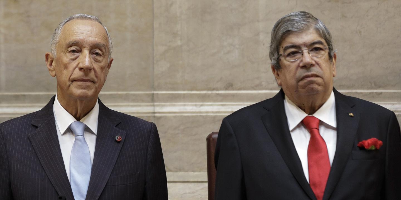 """Ferro Rodrigues assume que votaria em Marcelo se as presidenciais """"fossem amanhã"""""""
