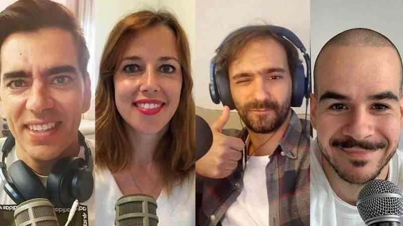 Dos estúdios em Benfica para as emissões online em casa. Como a RFM se adaptou à pandemia de COVID-19