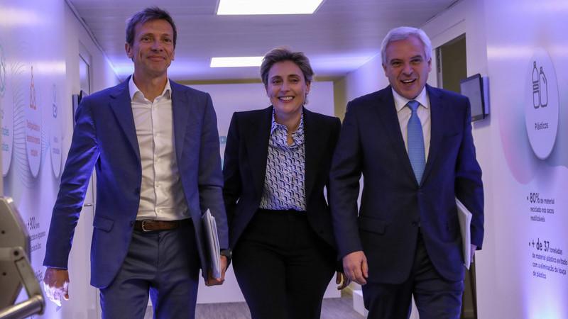 """Paulo Azevedo e Ângelo Paupério deixam empresa """"à prova de futuro"""""""