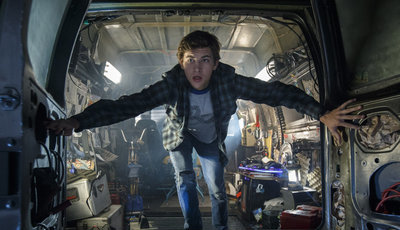"""""""Ready Player One"""": SAPO Mag esteve na passadeira azul em Londres do filme de Spielberg"""