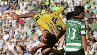 FC Porto: Golo de Felipe aos 8 minutos