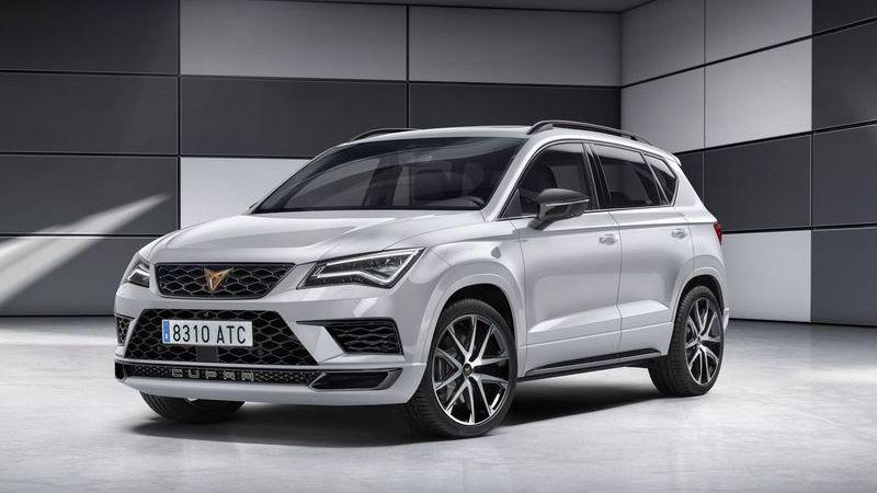 Cupra apresenta o seu primeiro modelo oficial: um SUV