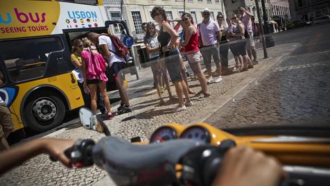 Turismo de massas e gentrificação
