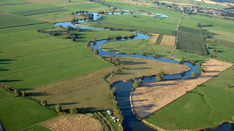 Reno: o principal rio da Europa está a secar e ameaça a economia
