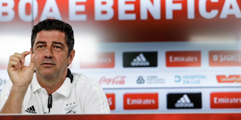 Rui Vitória admite 'bom momento' do Benfica, mas adverte para os perigos do PAOK