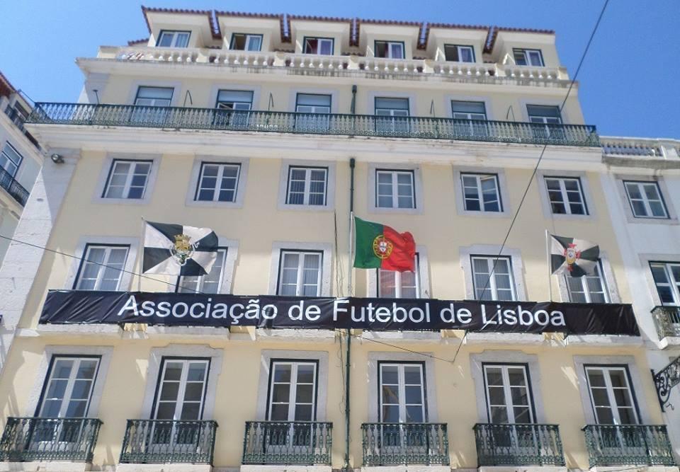 Covid-19: AF Lisboa mantém suspensão de competições por tempo indeterminado