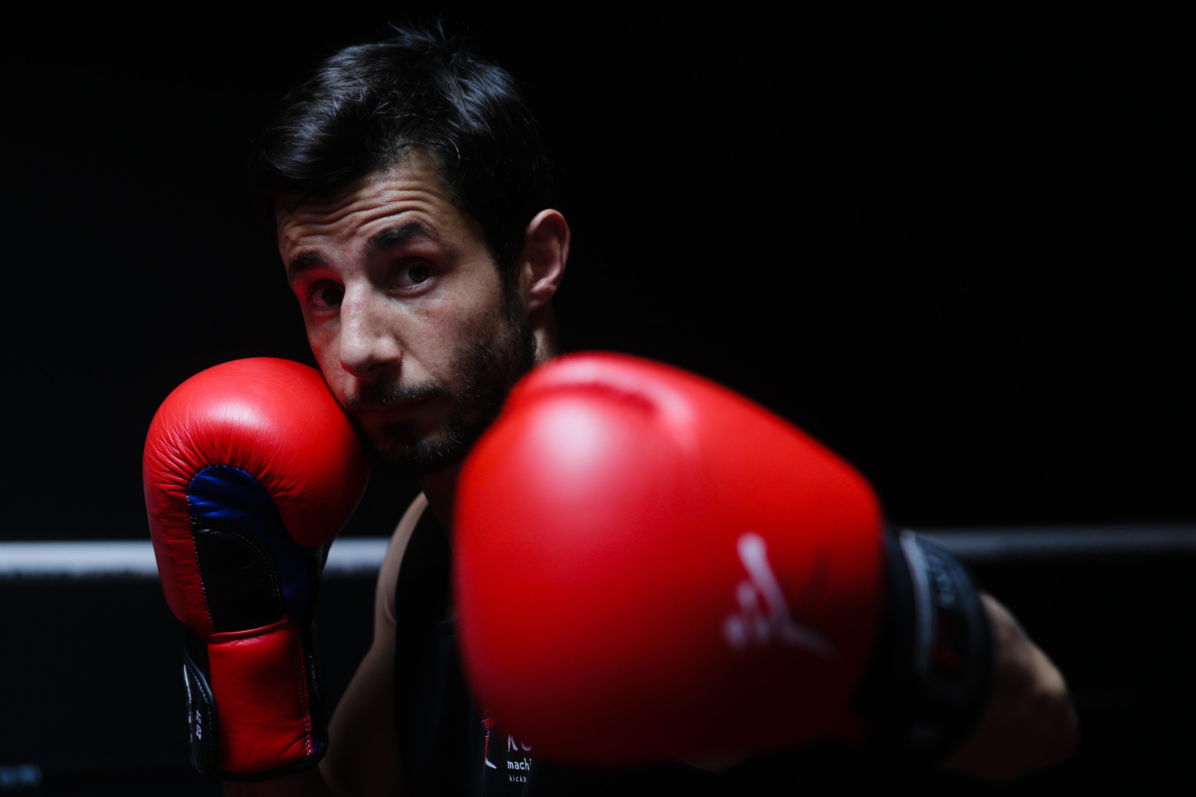Kickboxing: Falhar revalidação do título europeu não é opção para Pedro Kol