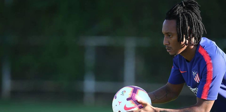 Gelson Martins estreia-se no Atlético de Madrid com um empate