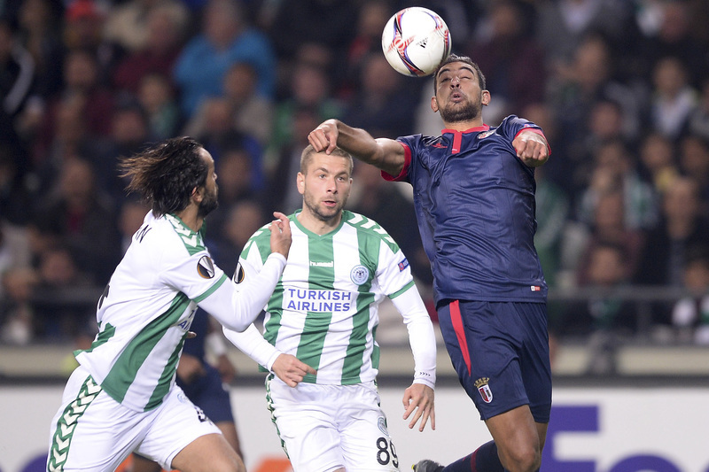 À atençãdo do SC Braga: Konyaspor perde com Fenerbhaçe na Liga turca