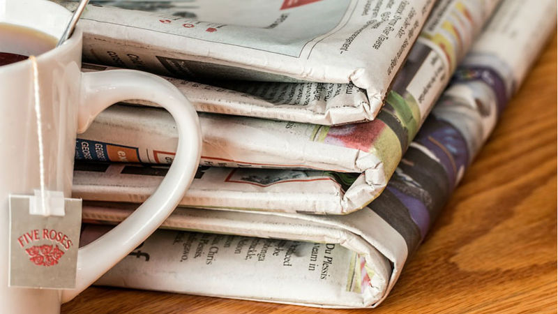 Governo quer IVA de 6% para jornais e revistas online
