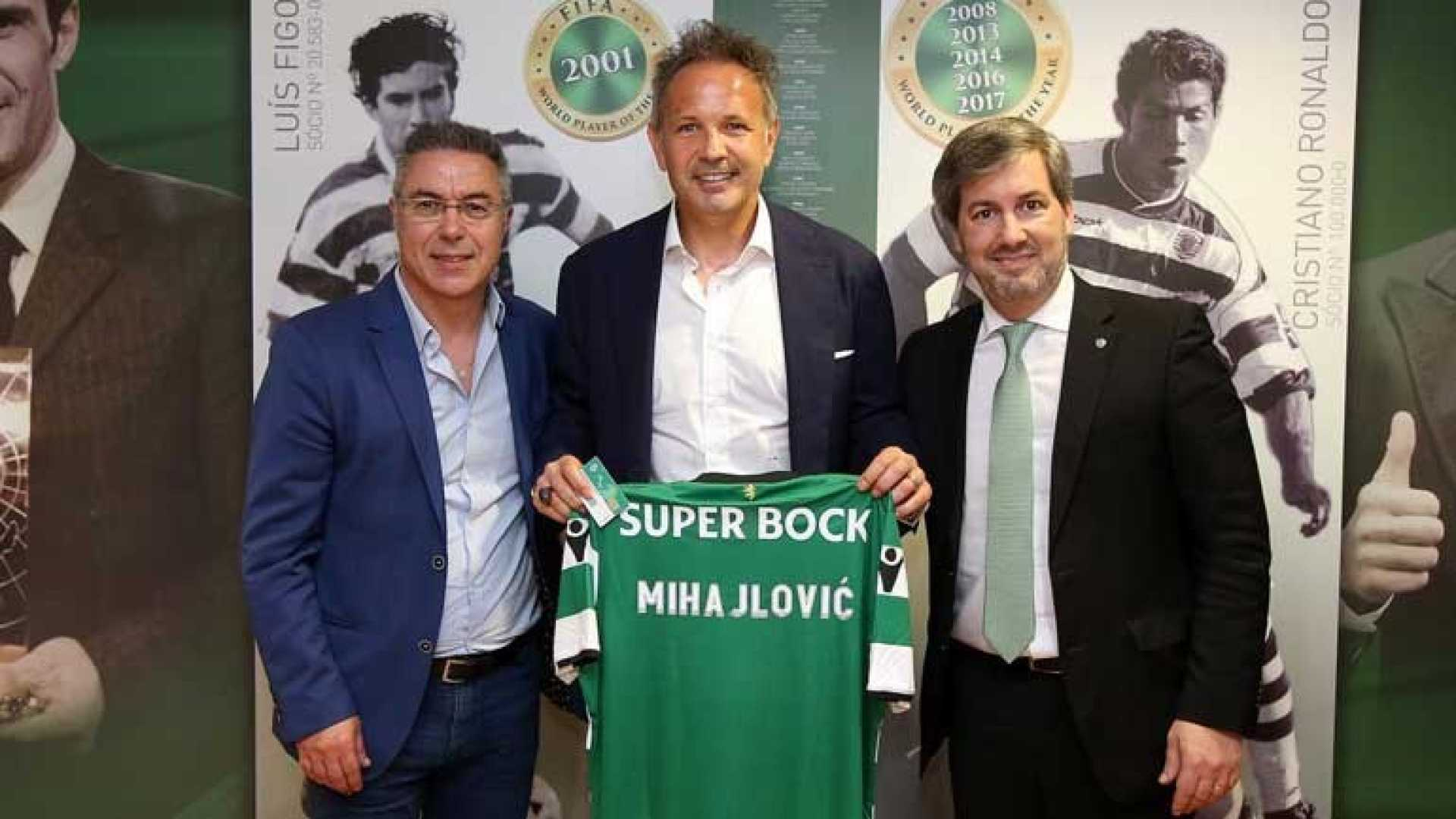 """""""Mihajlovic não tem medo de apostar em jovens"""""""