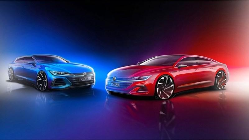Renovado VW Arteon chega a 24 de junho