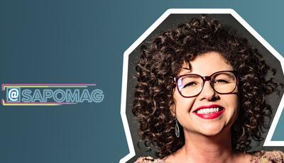 Roberta Campos estreou-se em Portugal com mini-concerto no SAPO. Reveja aqui
