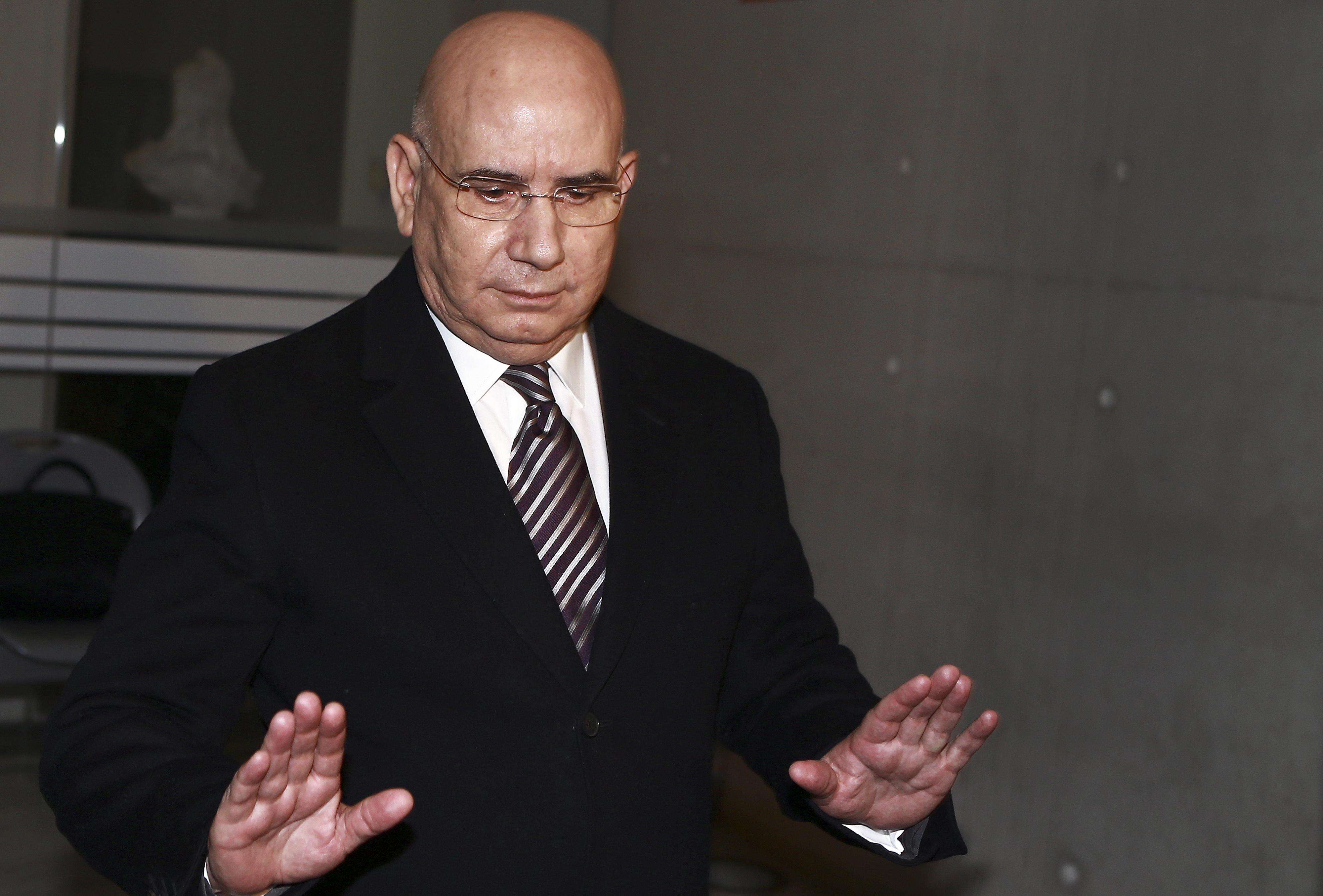 Ministério Público está a apreciar trâmites processuais sobre prisão de Duarte Lima