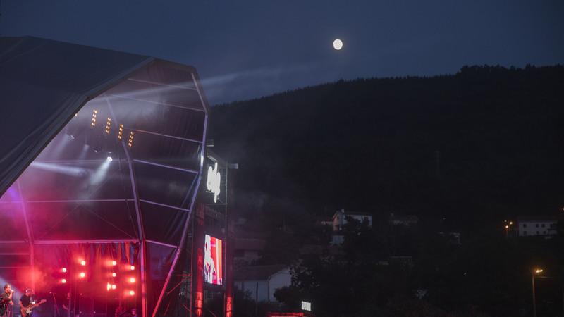 The Cult e Manic Street Preachers marcam primeiro dia do festival Vilar de Mouros