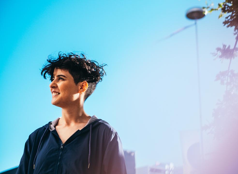 """Isaura: """"As canções são tão biográficas que as pessoas podiam entrar na minha vida"""""""