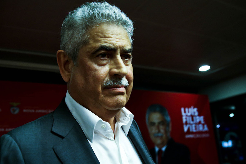 Luís Filipe Vieira apresentou 'equipa' para dar continuidade ao ciclo de vitórias