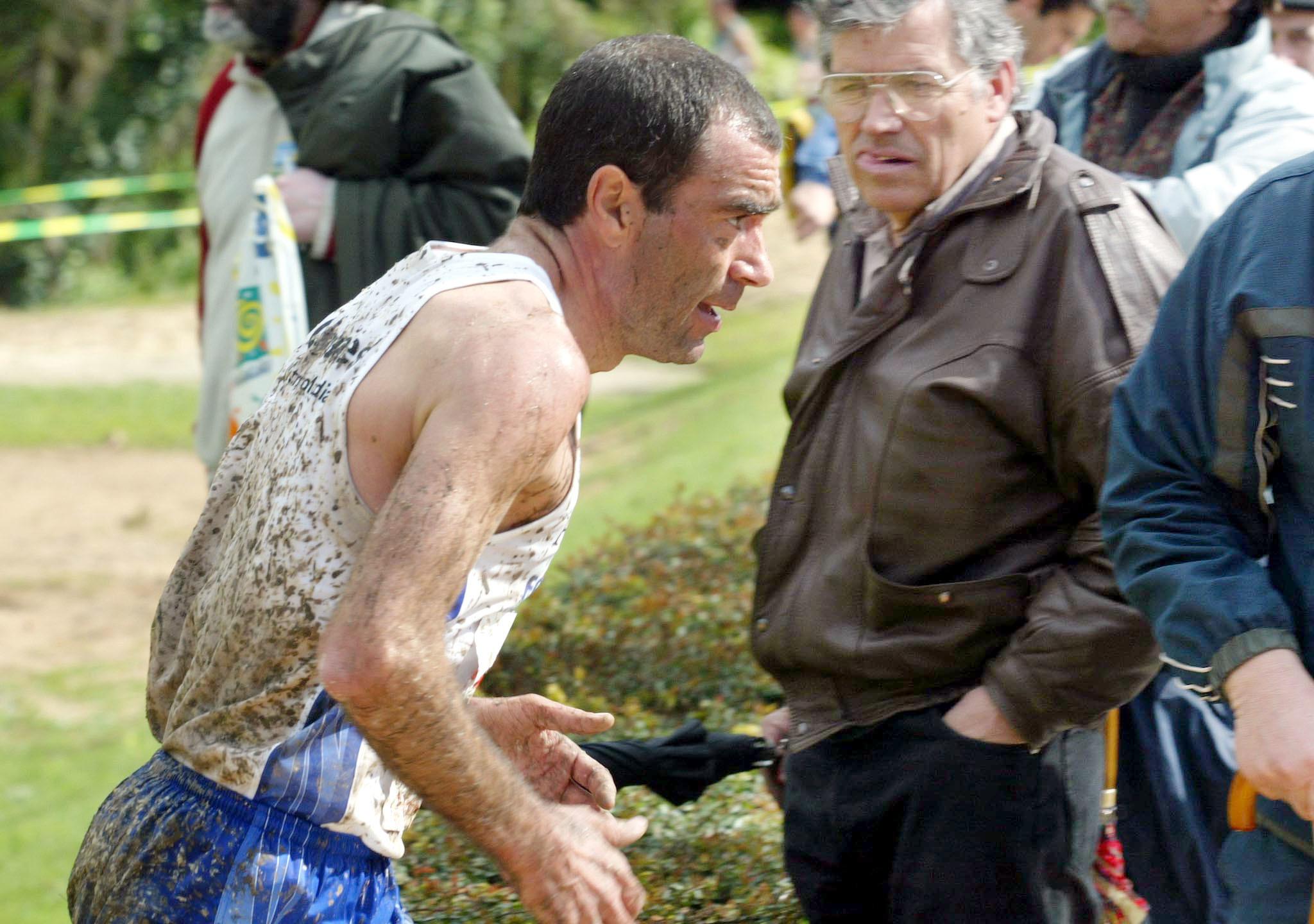 Domingos Castro completou Maratona de Sevilha