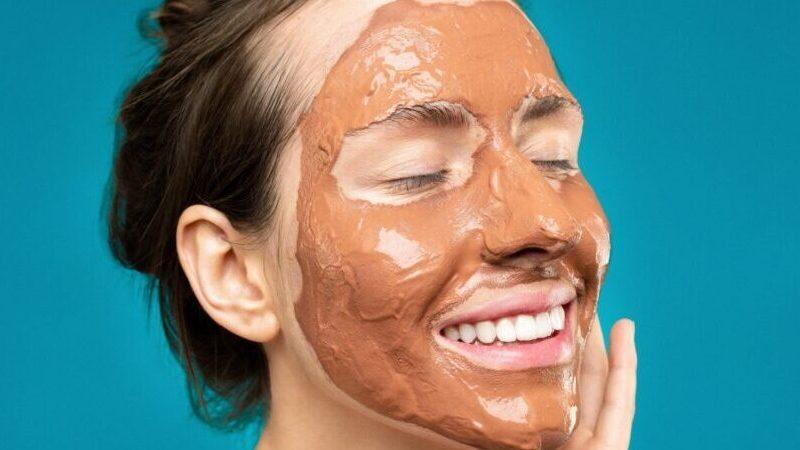 Máscaras faciais que se podem comer ou produtos de cosmética? Os dois!