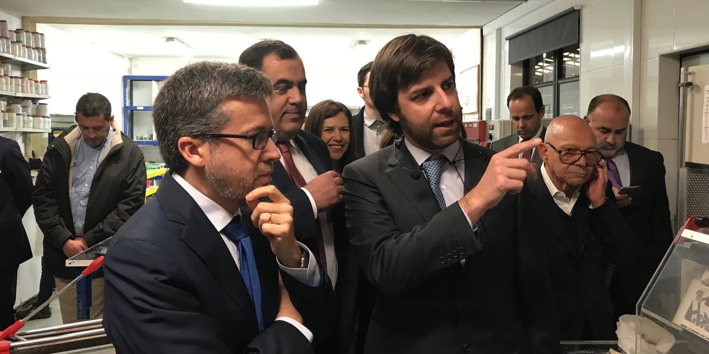 """Carlos Moedas: """"A Europa tem que voltar ao palco e mostrar a cara"""""""