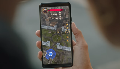Novo software da Google vai transformar o seu bairro num mundo virtual de fantasia