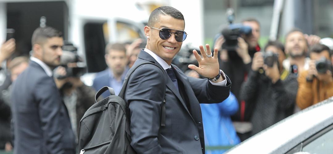 Em contagem decrescente: Cristiano Ronaldo apresentado esta tarde na Juventus
