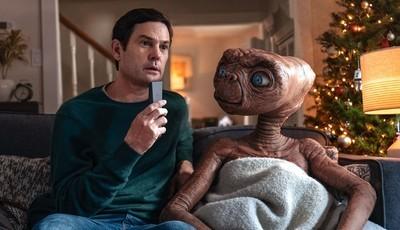 Regresso a casa com muita nostalgia: E.T. visita Elliott 37 anos depois do filme