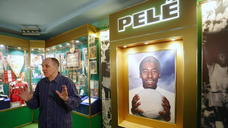 Museu Pelé na Ucrânia