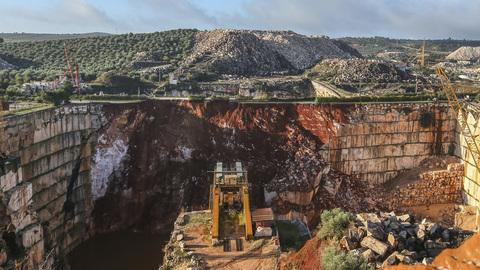 """Industriais do mármore dizem que """"tragédia"""" poderia ter """"sido evitada"""" em Borba"""