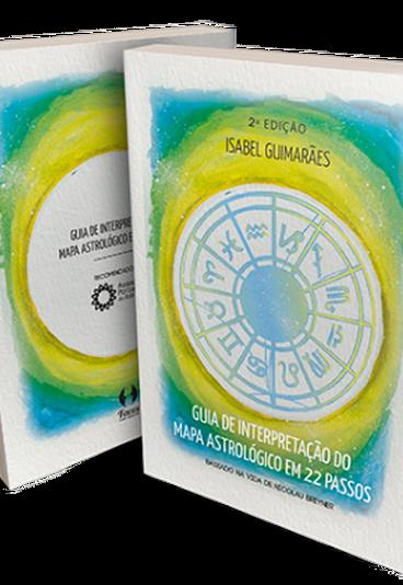 Ganhe livros 'Guia de Interpretação Astrológica em 22 Passos'