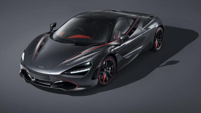 Inspirado no F1 GTR: McLaren revela 720S Stealth