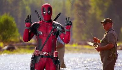 Deadpool exige que Canadá entre no festival da Eurovisão