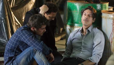 Esta semana em 'A Herdeira', Joaquim morre para salvar Vicente