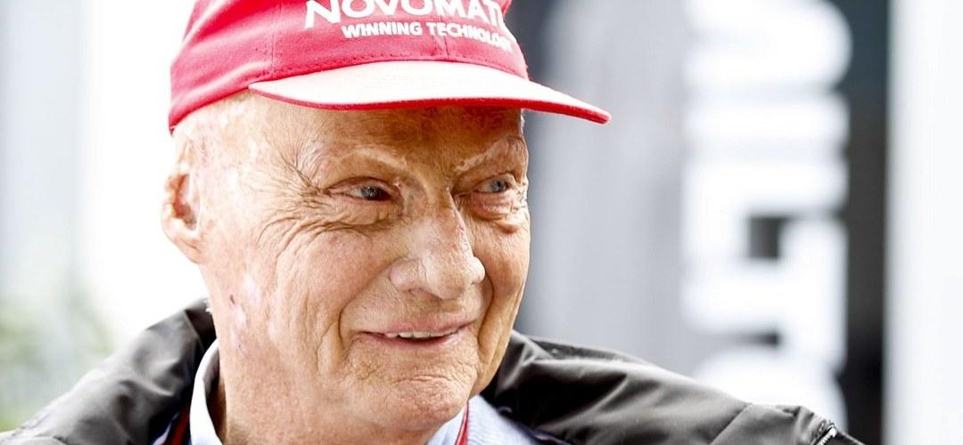 Morreu Niki Lauda, o lendário piloto de Fórmula 1 que foi três vezes campeão mundial
