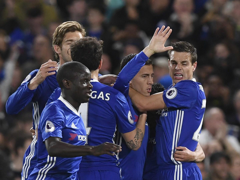 Chelsea reforça liderança e está cada vez mais perto do título em Inglaterra